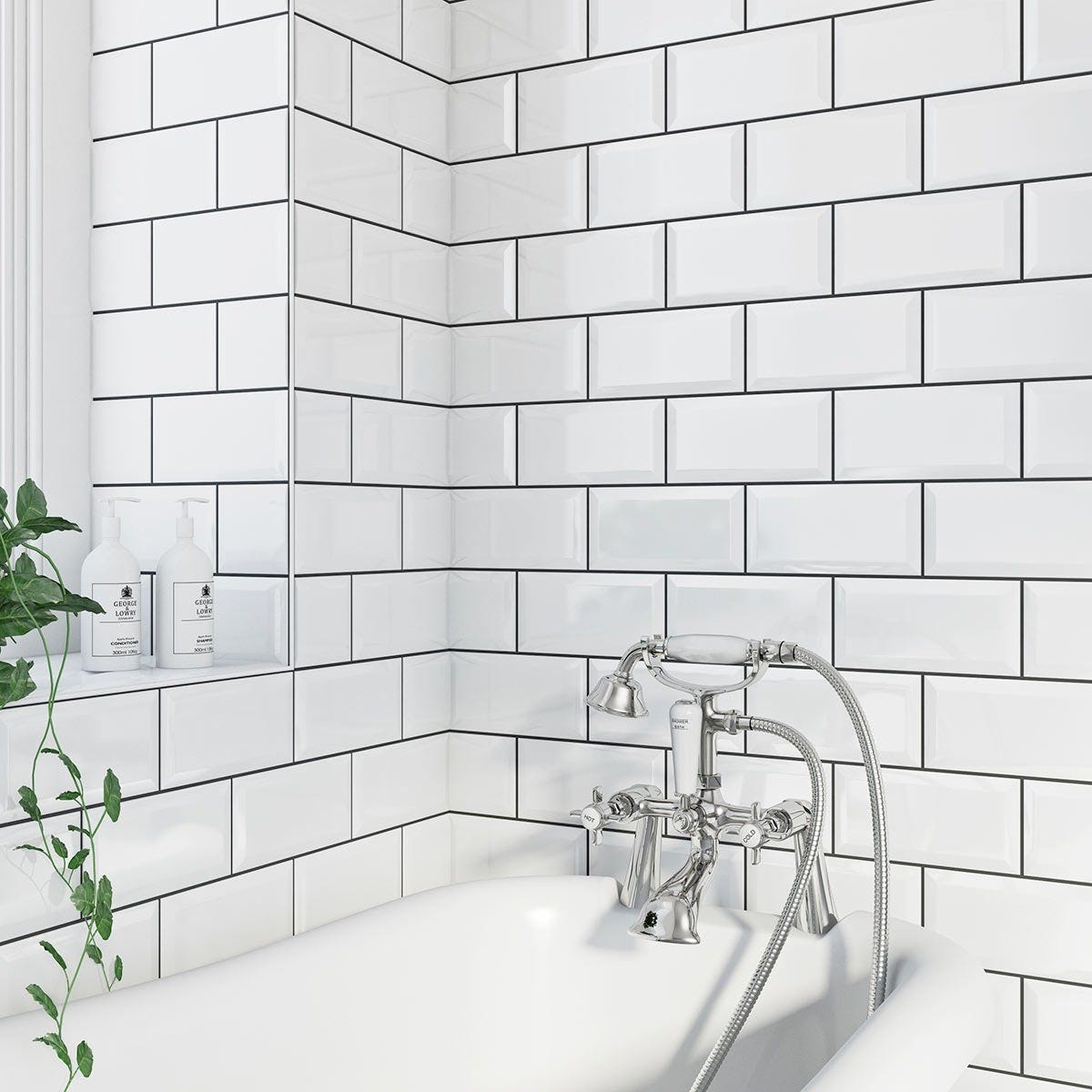 Bath & Shower Tiles